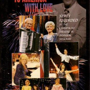 Lennon Sisters & Gail Farrell - From Lawrence Welk to America With Love