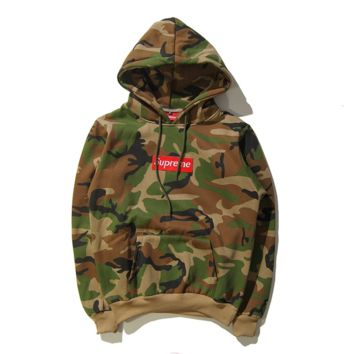 Unisex Camoflage Cool Pullover Cozy Sweatshirts Hoodies