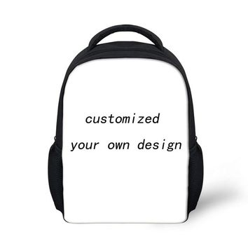Boys bookbag trendy Children School Bags Kids 3D Foot Ball Print Schoolbags Boys Girls Funny  Small Kindergarten Backpack AT_51_3