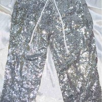 SWEET LORD O'MIGHTY! ALIEN SEQUIN TRACKIEZ
