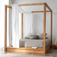 Mash Studios PCHseries Canopy Bed You'll Love | Wayfair | Wayfair