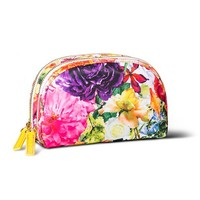 Sonia Kashuk® Double-Zip Cosmetic Bag - Floral