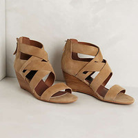 Anthropologie - Tacey Suede Mini-Wedges