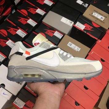 Nike Air Max 90 Off-White AA7293-100
