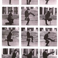 Monty Python Ministry of Silly Walks Poster 22x34