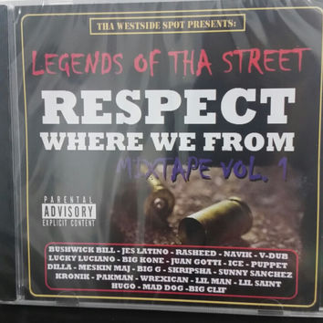 Respect Where We From