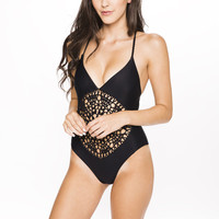 Poppy One Piece Solid