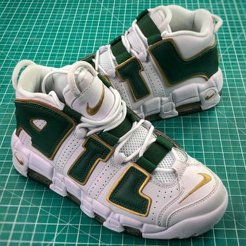Nike Air More Uptempo Atl Atlanta Sport Basketball Shoes - Best Online Sale