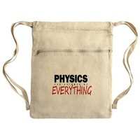 big bang theory - physics Sack Pack on CafePress.com