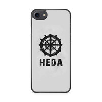 The 100 Heda Logo Gray iPhone 7 Case