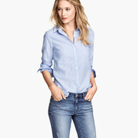 H&M Cotton Shirt $29.95
