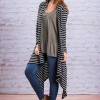 Oh So Perfect Cardigan, Black