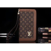 LV Louis Vuitton 2018 new iphone8 iphone7 6 mobile phone case F-OF-SJK #5