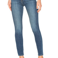 FRAME Denim Le High Skinny in Redhook