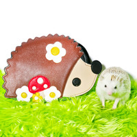 Comeco Inc. Lil' Hedgehog Bag Brown One