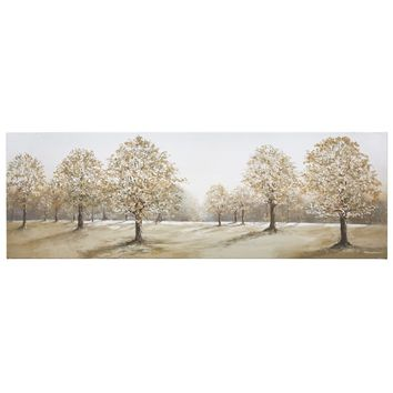 Park Trees Canvas