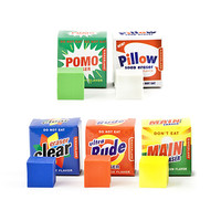 Kikkerland Design Inc » Products » Scented Detergent Erasers