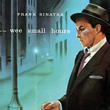 Frank Sinatra : In The Wee Small Hours LP RE