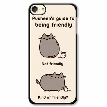 I M Pusheen The Cat 3 iPod Touch 6 Case