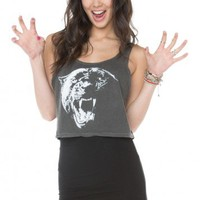 Brandy ♥ Melville |  Mirella Tiger Tank - Clothing
