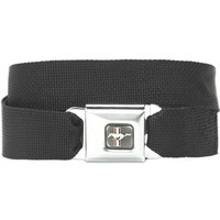 Buckle-Down Mustang Buckle Belt Black One Size For Men 11530610001