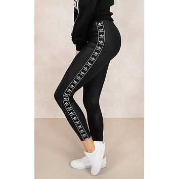 adidas Originals Berlin Leggings With Taped Sides