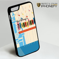 The Happiest Place On Earth Disneyland iPhone 6 Case|iPhonefy