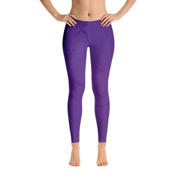 Amethyst Lightning Leggings