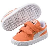Suede Classic Baby Trainers | Pineneedle-Puma White | PUMA New Arrivals | PUMA United Kingdom