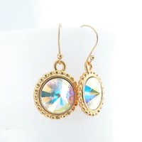 Swarovski Magical Rivoli Earrings