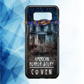 American Horror Story coven In Galaxy Samsung Galaxy Note 8 Case Planetscase.com