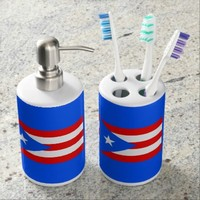 Puerto Rican Bath Set