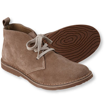 Men's Kennebec Casual Chukka Boots: Casual | Free Shipping at L.L.Bean