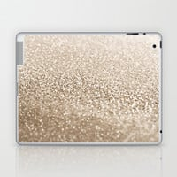 GATSBY PLATINUM Laptop & iPad Skin by Monika Strigel