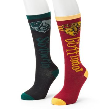 Harry Potter 2-pk. Knee-High Socks - Women