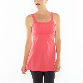 Charming Tunic | Yoga Tank | lucy activewear