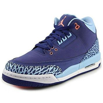 Nike Jordan Kids Air Jordan 3 Retro Gg Basketball Shoe jordans shoes for girl