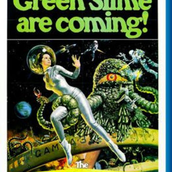 Green Slime Movie Poster 24inx36in