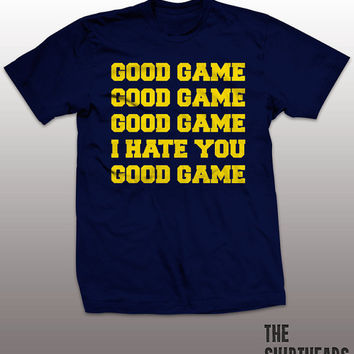 Good Game T-shirt - funny sport tees, cheers, baseball tees, funny, men, women, gift, hardball, softball, mlb