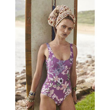 Moonflower One Piece by Auguste