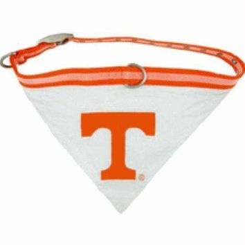 Chenier Tennessee Volunteers Dog Collar Bandana