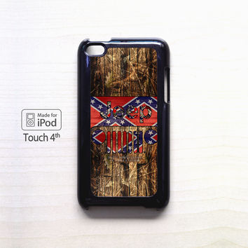 country wallpaper tumblr wood background for Ipod 4/Ipod 5 apple case