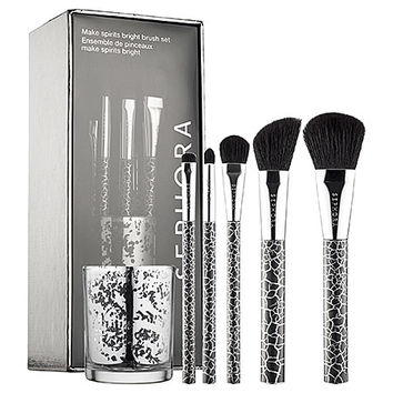 SEPHORA COLLECTION Make Spirits Bright Brush Set