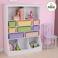 Kidkraft Wall Storage Unit - Walmart.com