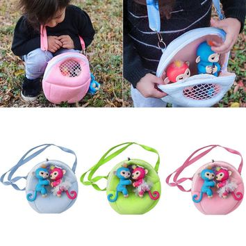 Dog Toy Storage Organizer Backpack