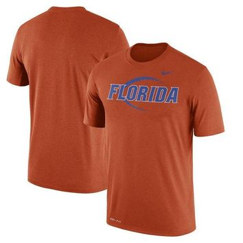NCAA Florida Gators Men's Nike Football Icon Legend Performance Shirt