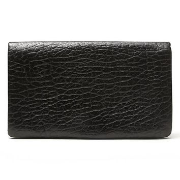 Banana Republic Foldover Wallet Size One Size - Black
