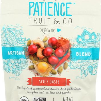 PATIENCE FRUIT & CO: DRIED FRUIT SPCE BLND OAS (4.600 OZ)
