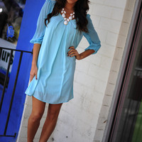 Easy, Breezy, Beautiful Dress: Mint | Hope's