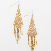 Urban Outfitters - Dripping Triangle Earring
